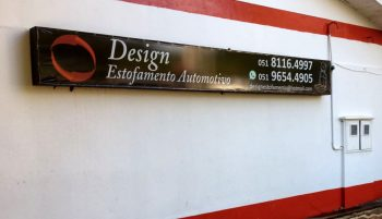 Design Estofamento Automotivo