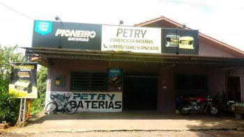 Petry Comércio de Baterias