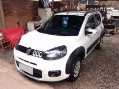 FIAT UNO WAY 1.4 8V FLEX 2015/2016 OFERTA CARRO | OFERTA BAIXOS SALVADOR DO SUL / Carros no Vale
