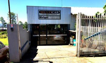 Multicar (Oficina do Birigui)
