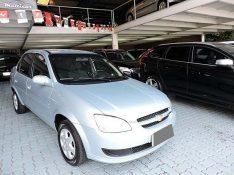 CHEVROLET CLASSIC LS 1.0 MPFI 8V FLEX 2011/2012 OFERTA CARRO | OFERTA BAIXOS SALVADOR DO SUL / Carros no Vale