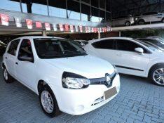 RENAULT CLIO EXPRESSION 1.0 16V HI-FLEX 2014/2015 OFERTA CARRO | OFERTA BAIXOS SALVADOR DO SUL / Carros no Vale