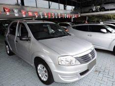 RENAULT LOGAN AUTHENTIQUE 1.0 16V HI-FLEX 2010/2011 OFERTA CARRO | OFERTA BAIXOS SALVADOR DO SUL / Carros no Vale