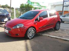 FIAT PUNTO 1.4 ATTRACTIVE ITALIA 8V 2012/2012 OFERTA CARRO | OFERTA BAIXOS SALVADOR DO SUL / Carros no Vale