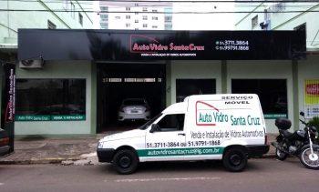 Auto Vidro Santa Cruz