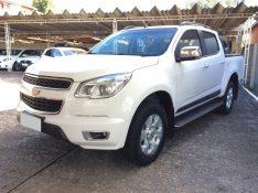 CHEVROLET S10 LTZ 4X2 CABINE DUPLA 2.4 FLEXPOWER 2012/2013 OFERTA CARRO | OFERTA BAIXOS SALVADOR DO SUL / Carros no Vale