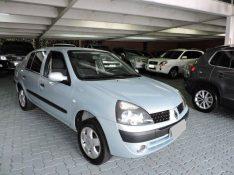 RENAULT CLIO SEDAN PRIVILEGE 1.0 2004/2004 OFERTA CARRO | OFERTA BAIXOS SALVADOR DO SUL / Carros no Vale
