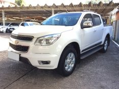 CHEVROLET S10 2.4 LTZ 4X2 8V 2012/2013 OFERTA CARRO | OFERTA BAIXOS SALVADOR DO SUL / Carros no Vale