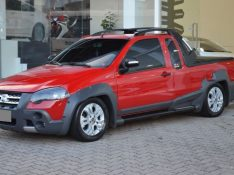 FIAT STRADA 1.8 ADVENTURE LOCKER 16V 2009/2009 OFERTA CARRO | OFERTA BAIXOS SALVADOR DO SUL / Carros no Vale