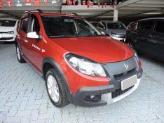 RENAULT SANDERO STEPWAY 1.6 16V HI-FLEX 2011/2012 OFERTA CARRO | OFERTA BAIXOS SALVADOR DO SUL / Carros no Vale