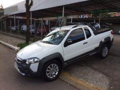 FIAT STRADA 1.6 ADVENTURE 16V 2013/2014 OFERTA CARRO | OFERTA BAIXOS SALVADOR DO SUL / Carros no Vale