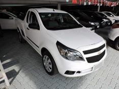 CHEVROLET MONTANA LS 1.4 MPFI 8V ECONO.FLEX 2012/2013 OFERTA CARRO | OFERTA BAIXOS SALVADOR DO SUL / Carros no Vale