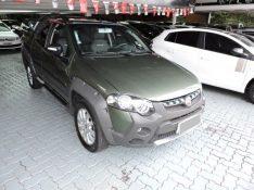 FIAT STRADA ADVENTURE CABINE DUPLA 1.8 16V FLEX 2014/2014 OFERTA CARRO | OFERTA BAIXOS SALVADOR DO SUL / Carros no Vale