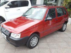 Fiat Uno Mille 1.0 MPI 8V Fire Flex 2007/2008 COVEL VEÍCULOS ENCANTADO / Carros no Vale