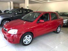Chevrolet Corsa Sedan Premium 1.4 Mpfi 8V Econo.flex 2009/2010 COVEL VEÍCULOS ENCANTADO / Carros no Vale