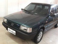 Fiat Uno S 1.3 8V 1990/1991 COVEL VEÍCULOS ENCANTADO / Carros no Vale