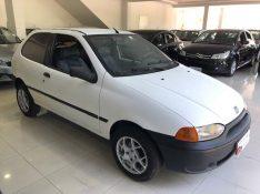 Fiat Palio ED 1.0 MPI 8V 1996/1997 COVEL VEÍCULOS ENCANTADO / Carros no Vale