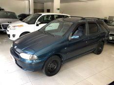 Fiat Palio Weekend Stile 1.6 MPI 16V 1999/2000 COVEL VEÍCULOS ENCANTADO / Carros no Vale