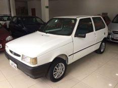 Fiat Uno Mille Smart 1.0 MPI 8V 2000/2001 COVEL VEÍCULOS ENCANTADO / Carros no Vale