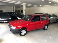 Fiat Uno Mille 1.0 MPI 8V Fire Flex  COVEL VEÍCULOS ENCANTADO / Carros no Vale