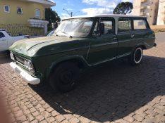CHEVROLET VERANEIO 1967/1967 COMPLETO VEÍCULOS GUAPORÉ / Carros no Vale