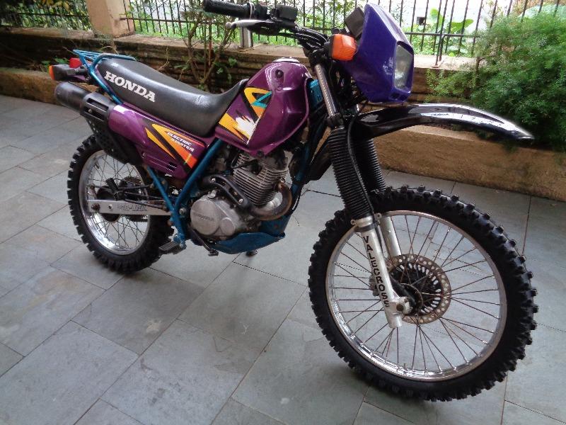 HONDA NX 200 - 2000