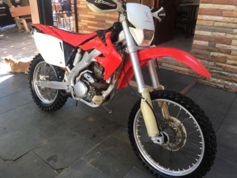 HONDA CRF 250X - 2007