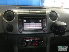 VOLKSWAGEN AMAROK 2.0 HIGHLINE 4X4 CD 16V TURBO INTERCOOLER 2012/2012 XCAR MOTORS BENTO GONÇALVES / Carros no Vale