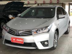 Toyota COROLLA XEi 2.0 2015 HÉLIO AUTOMÓVEIS LAJEADO / Carros no Vale