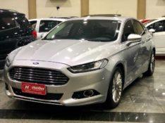 Ford FUSION TITANIUM 2.0 ECOBOOST 2015 HÉLIO AUTOMÓVEIS LAJEADO / Carros no Vale