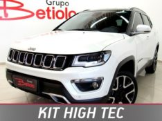 Jeep Compass Limited  AT9 4X4 2.0 16V 2018/2018 BETIOLO NOVOS E SEMINOVOS LAJEADO / Carros no Vale