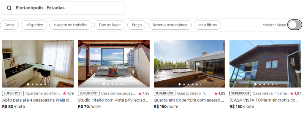 cupom de desconto airbnb buscar imóvel