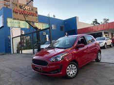 FORD KA HATCH SE 1.0 / 2020/2020 AUTOMASTER VEÍCULOS PASSO FUNDO / Carros no Vale