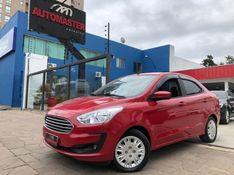 FORD KA SEDAN SE 1.5 TIP-TRONIC / MULTIMÍDIA 2019/2019 AUTOMASTER VEÍCULOS PASSO FUNDO / Carros no Vale