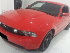 FORD MUSTANG GT COUPE 5.0 V8 2012/2012 AUTOMASTER VEÍCULOS PASSO FUNDO / Carros no Vale