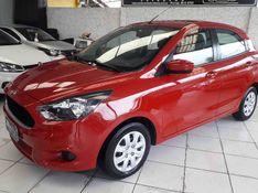 Ford KA SE 1.0 2015 PONTO CERTO VEÍCULOS SANTA CRUZ DO SUL / Carros no Vale