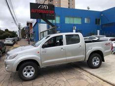 TOYOTA HILUX CD D4-D 3.0 4X4 TURBO MEC 2014/2014 AUTOMASTER VEÍCULOS PASSO FUNDO / Carros no Vale