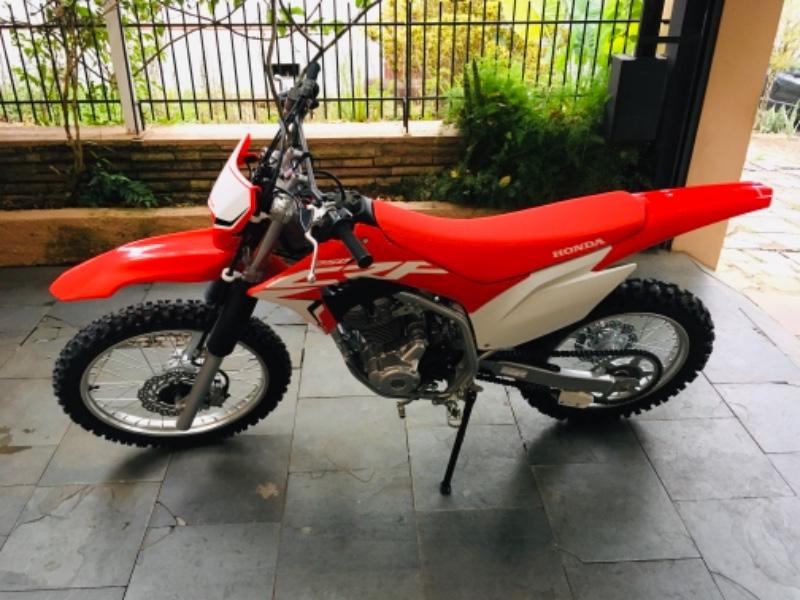 HONDA CRF 250F - 2021